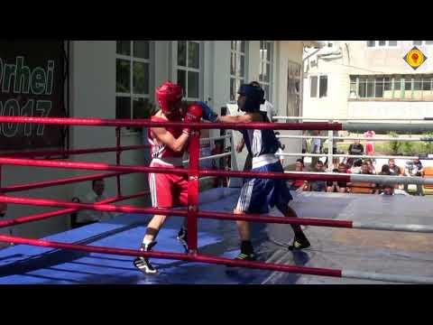 Campionatul Republicii Moldova la box printre tineri 2017. A treia zi