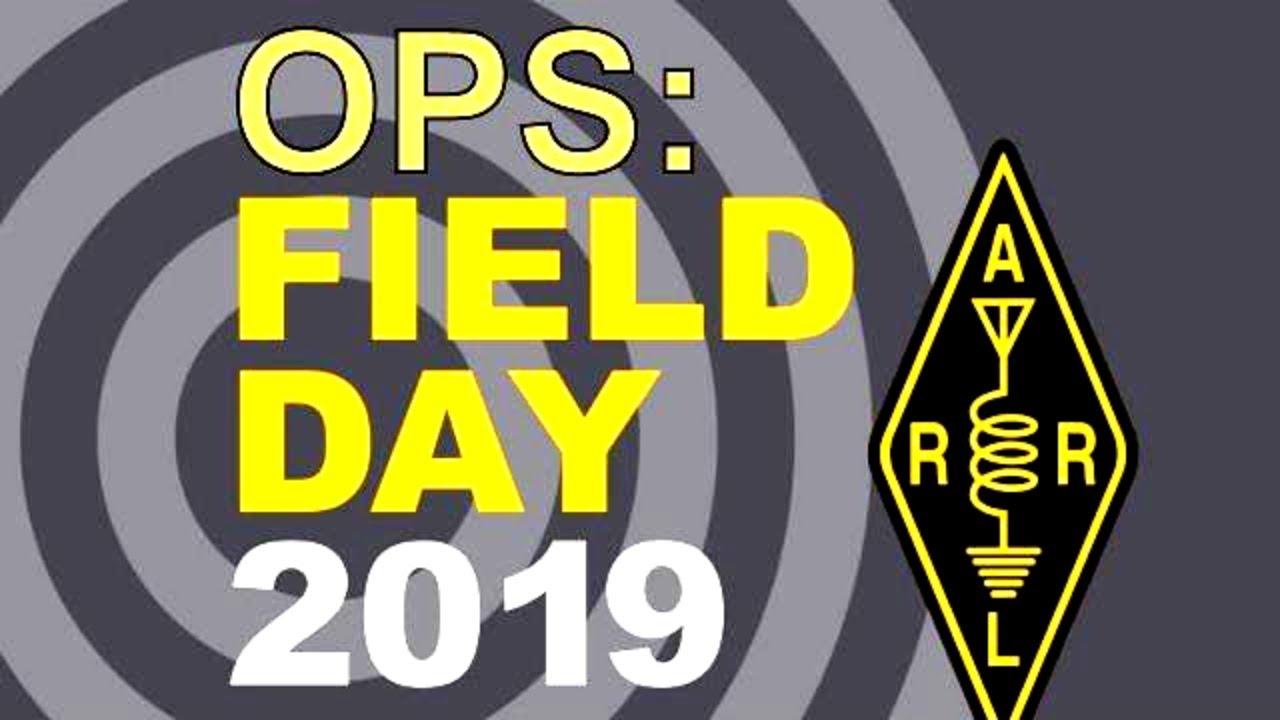 ARRL Field Day - Operations