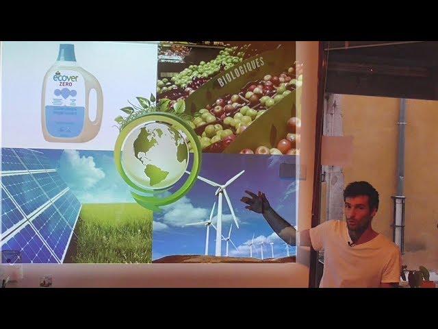 ÉCONOMIE BLEUE : Repenser l'Économie en s'inspirant de la nature