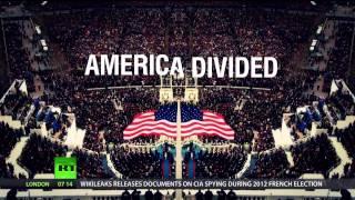 'America Divided'  Berkeley students supporting Trump facing threats & attacks