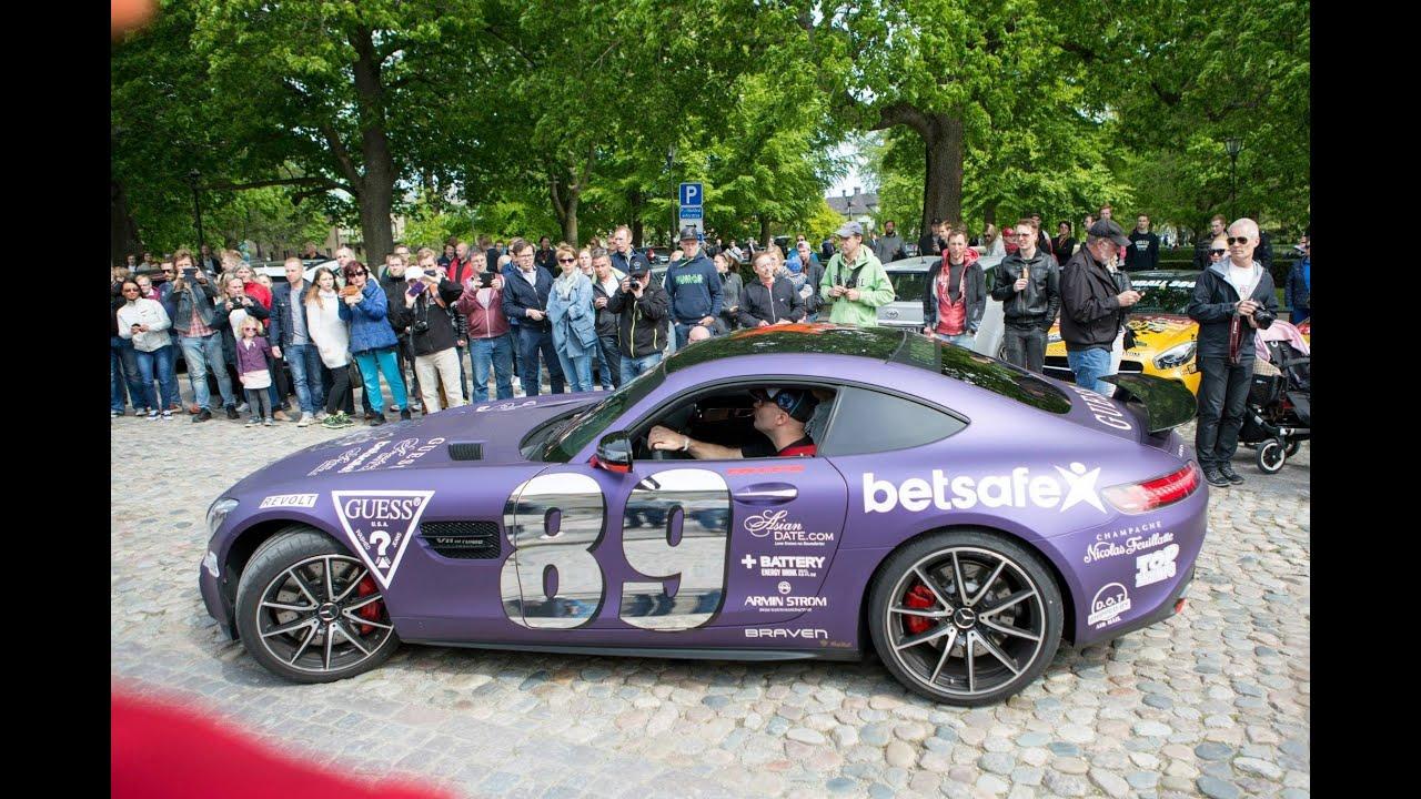 Cars For 3000: RENO TO LAS VEGAS!