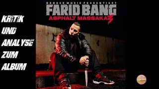 Farid Bang - Asphalt Massaka 3 | Review | Kritik | Fler | Punchline TOP10