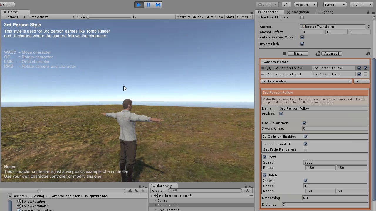 Camera Controller Release | Page 11 - Unity Forum