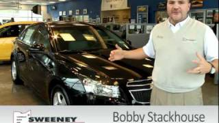 Meet the Chevy Cruze at Sweeney Chevrolet Buick GMC