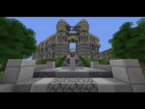 Minecraft: Dungeon Realms - Episode 3 - Fezzan