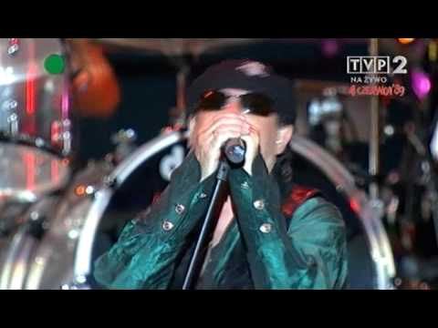 Scorpions - 321 Live In Gdańsk