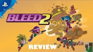 Bleed 2 Review (PS4)