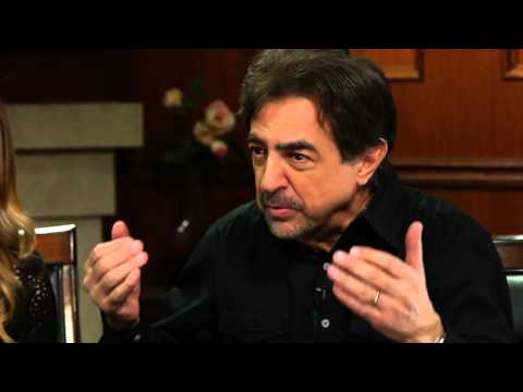 He Should Have Read The Pilot A Little Closer | Joe Mantegna and AJ Cook | Larry King Now - Ora TV