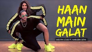 Gambar cover Haan Main Galat   Melvin Louis ft. Harleen Sethi