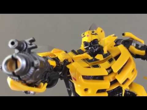KNERDOUT Episode 171 Transformers Masterpiece MPM 3  Movie Bumblebee Toy Review