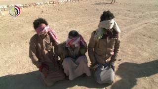 القوات المسلحة تسيطر على جبل الحلال وتخوض معركة شرسة ضد العناصر الإرهابية.. فيديو