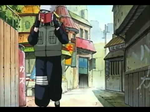 Kakashi Reading A Book- {AMV} - YouTube