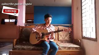 Gambar cover Guitar Cover Fingerstyle  (Titanic Theme)My Heart Will Go On - Guitar Sagala