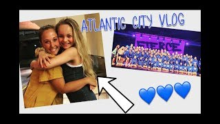 ATLANTIC CITY DANCER VLOG// Pressley Hosbach
