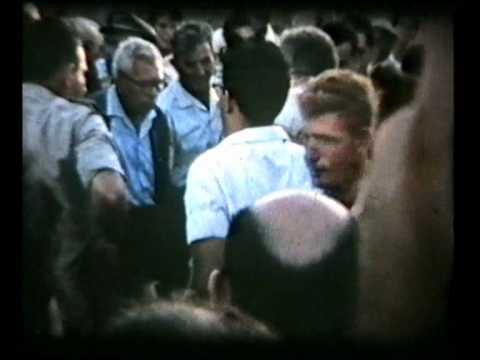 David Ben Gurion - private footage - דוד בן גוריון