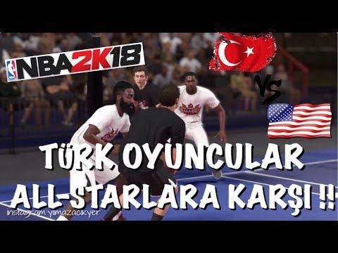 CEDİ OSMAN KEVIN DURANT'E KARŞI!! - NBA 2K18 BLACKTOP