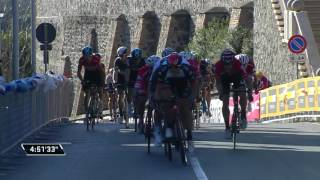 Tirreno-Adriatico 2017: Stage 3 highlights