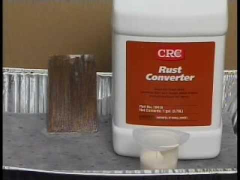 Convertidor de xido rust converter crc youtube - Convertidor de oxido ...