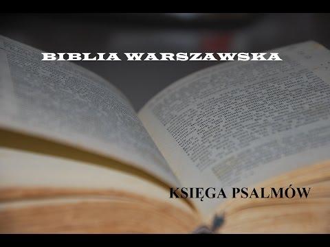 BIBLIA WARSZAWSKA ST 19 Księga Psalmów