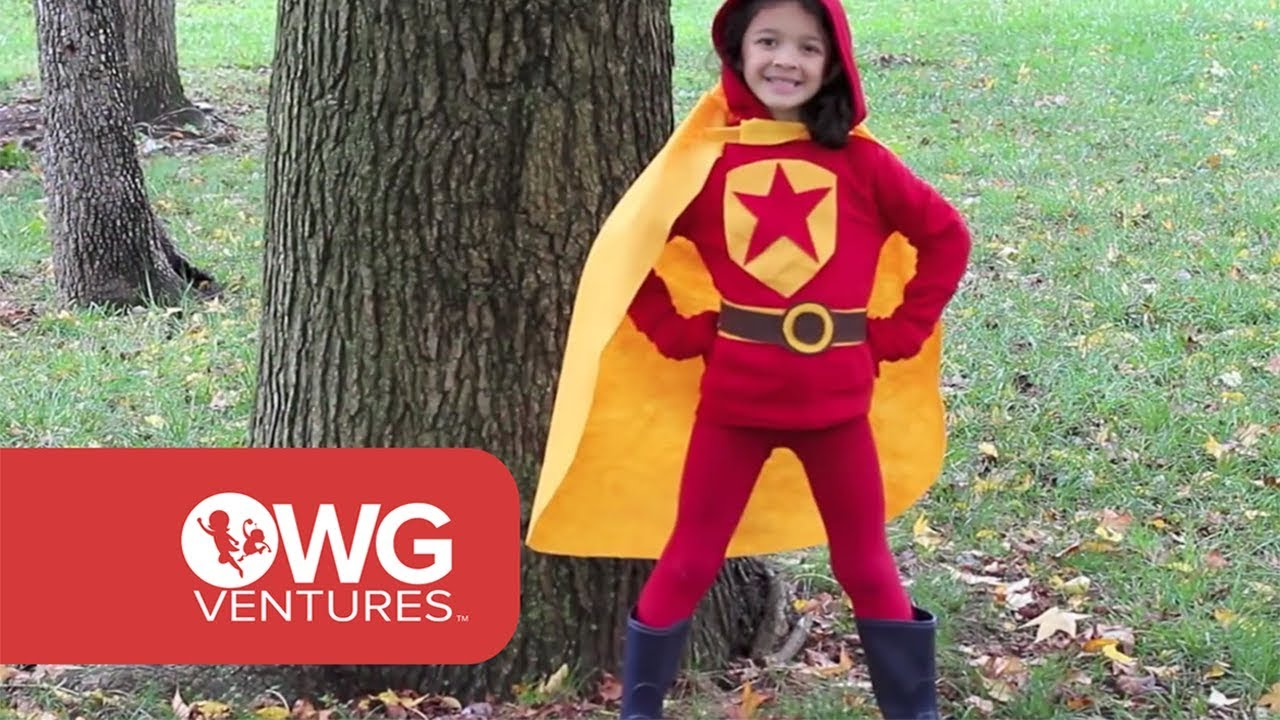 no-sew wordgirl costume | presentedpbs parents | wg ventures