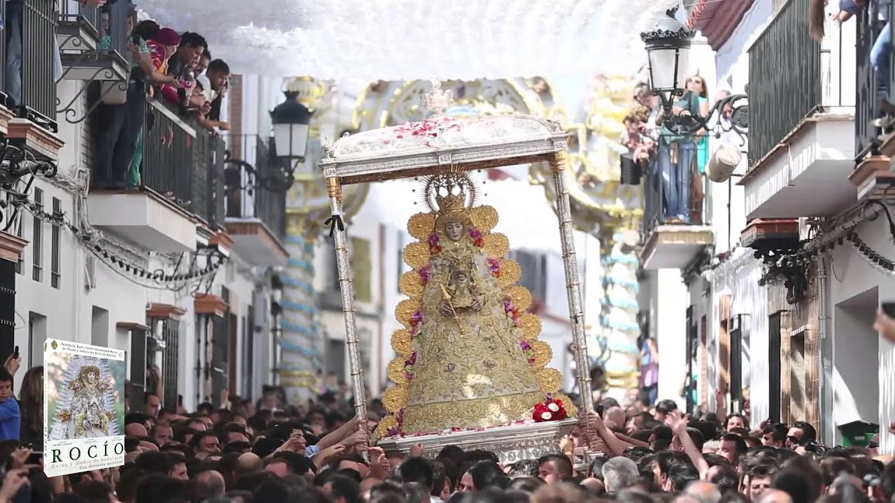 "Rocío, Reina y Madre de Andalucía""   InfoHuevar, prensa local"