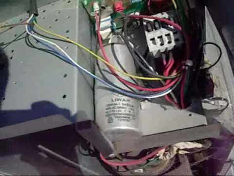 Hiisense split system ac troubleshooting youtube for Motor for ac unit cost
