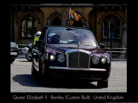 Presidents, Prime Ministers and Heads of State Vehicles
