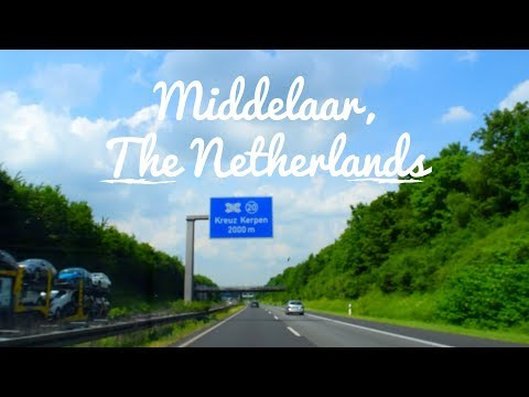 A Weekend Getaway To The Netherlands || Nicalois