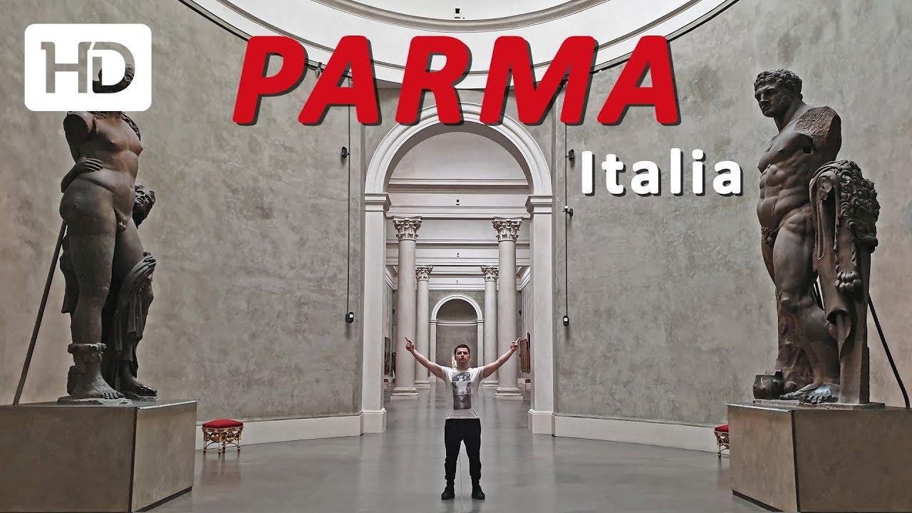 PARMA, Italia - obiective turistice si mancaruri din oras si imprejurimi. Ce poti vedea si face?