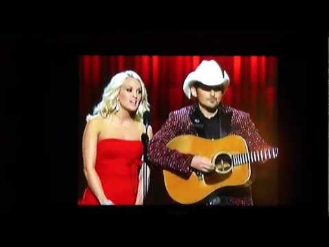Carrie Underwood/Brad Paisley
