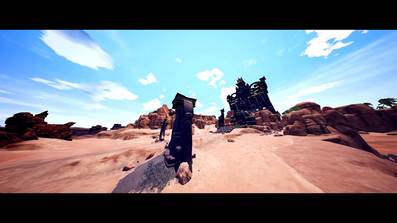 Conan Exiles PVP - Leek1ng `El Patron` montage