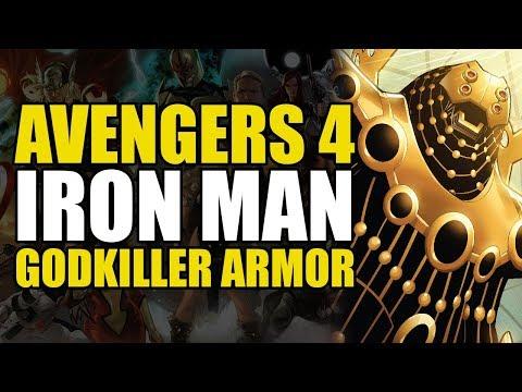 Avengers 4: Iron Mans Godkiller Armor