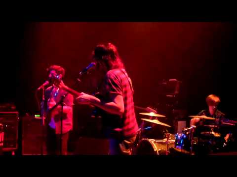 Foals Total Life Forever part 1 at Lincoln Hall in Chicago