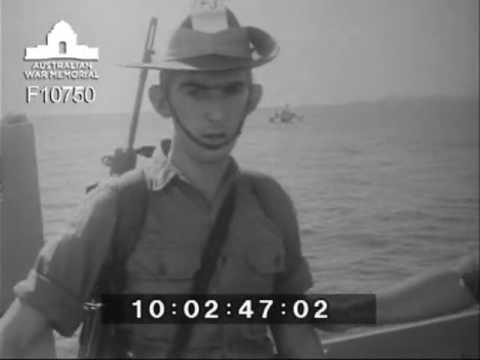 Troops board HMAS Sydney
