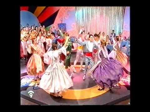 Jota Redona (Carlet) Show de Joan Monleón, 9-10-1990. Grup Azahar.