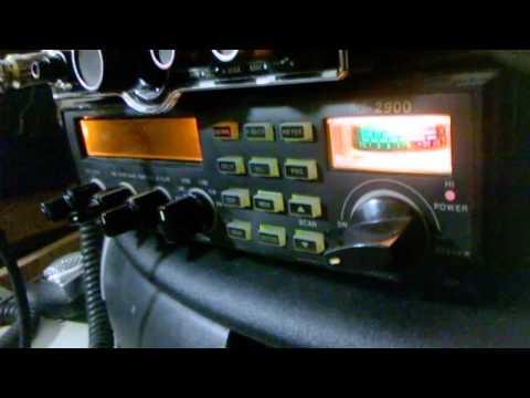 """CB DX 2KD069 QSO """"MARA"""" in SANTA BARBARA"""
