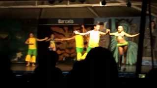 International Show - Barceló Montelimar Beach 02