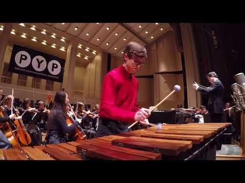 Paul Creston: Concertino for Marimba and Orchestra