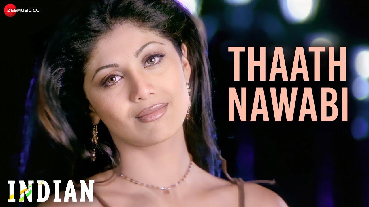 Thaath Nawabi | Indian | Sunny Deol & Shilpa Shetty | Anand Raj Anand & Alka Yagnik | Anand Bakshi