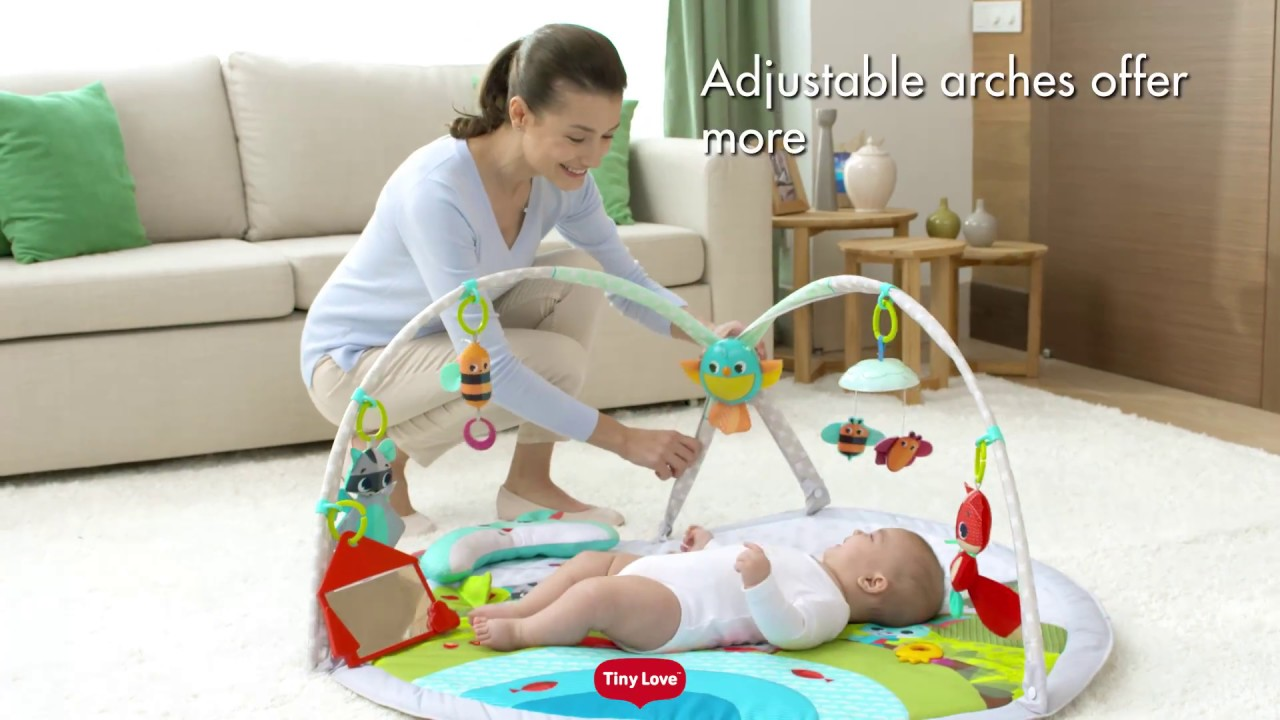 040eb36b485153 Tiny Love® Meadow Days™ Dynamic Gymini™ - More Possibilities to Enjoy!