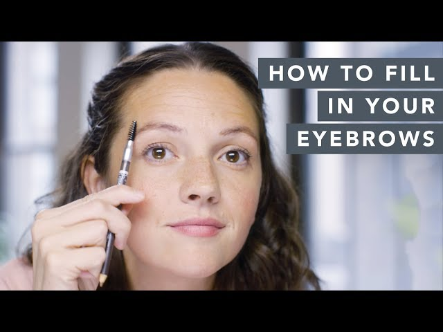 Have Patchiness Heres How To Do Your Eyebrows Like A Pro Wellgood