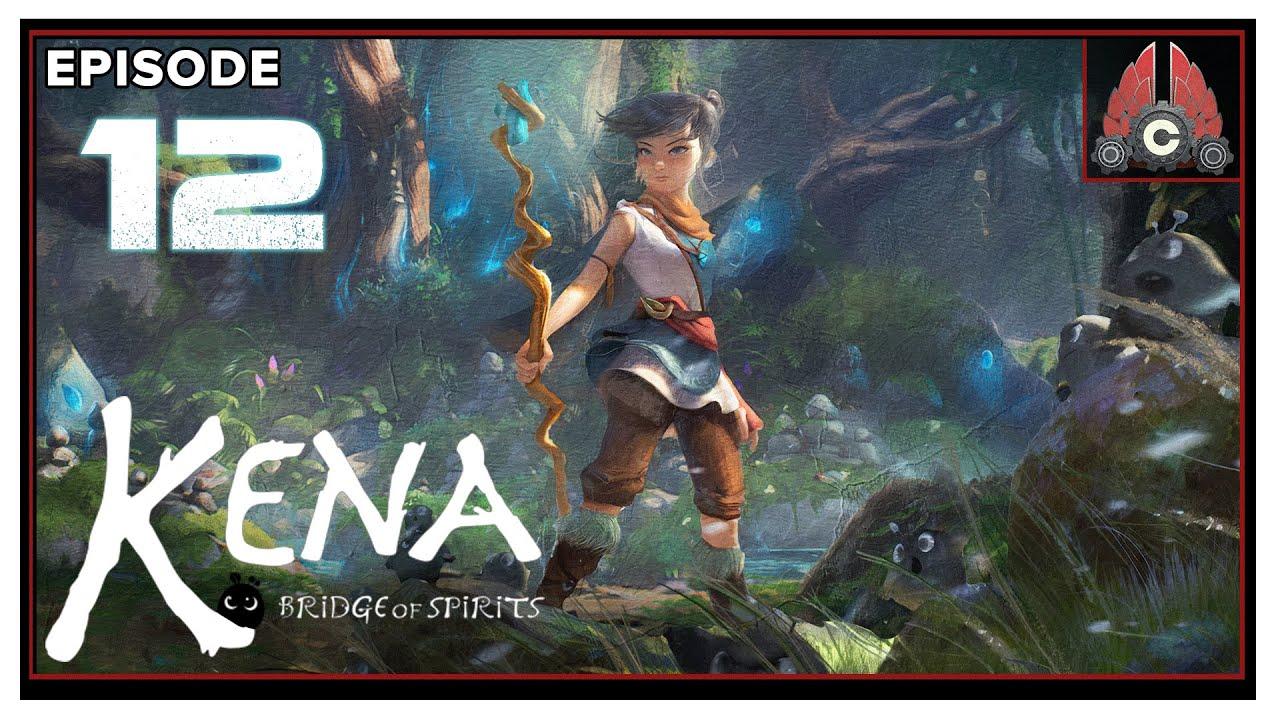 CohhCarnage Plays Kena: Bridge Of Spirits - Episode 12
