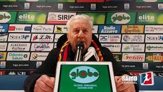 Sambenedettese - Fermana 3-0, Franco Fedeli