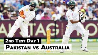 Pakistan vs Australia | 2nd Test Day 1 Full Highlights | PCB