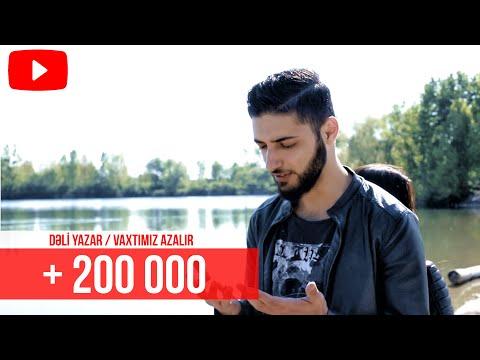 Dəli Yazar - Vaxtımız Azalır (Official Music Video)