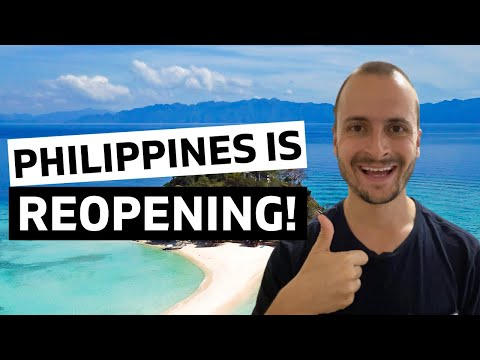 Philippines Tourism Update 2021 - Philippines Travel Update