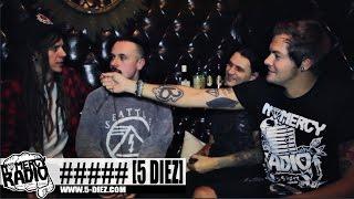 ##### (5 DIEZ) - интервью NOMERCY RADIO (Москва   STEREOHALL   02.12.16)