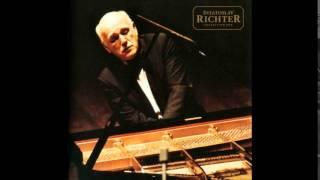 Sviatoslav Richter, Prokofiev Piano Concerto No.1 in D flat major Op,10, Ančerl