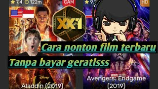 Video Cara nonton film Terbaru FREE tanpa bayar/apk xx1 lite download MP3, 3GP, MP4, WEBM, AVI, FLV November 2019