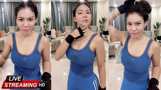 🔴 LIVE WITH CANTIQUE INTAN HANIFAH (HOME WORKOUT)